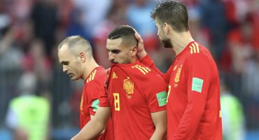 ¡Heredaron dorsales de Iniesta, Piqué y Silva en la Selección de España!
