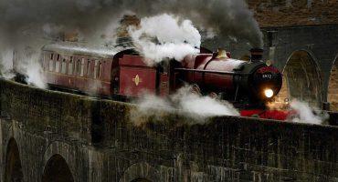 La real y mágica historia detrás del Expreso de Hogwarts 🚂