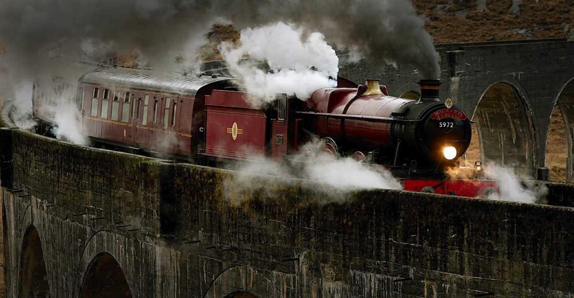 La real y mágica historia detrás del Expreso de Hogwarts