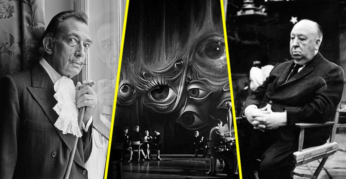 Spellbound: El día que Salvador Dalí diseñó un sueño para Alfred Hitchcock