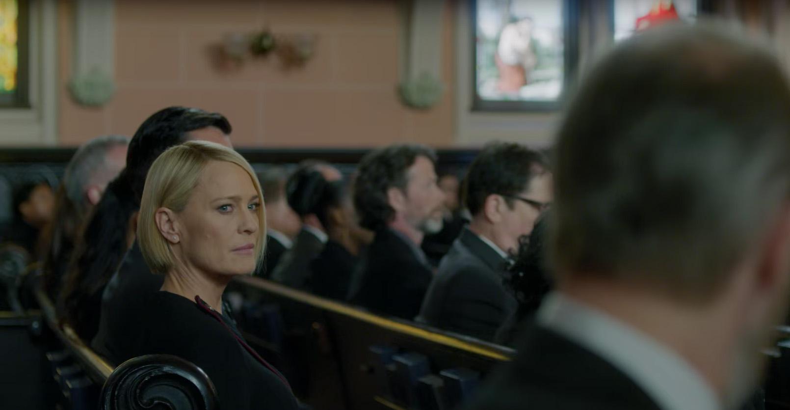 'Acabó el reinado del hombre blanco': Tráiler de 'House of Cards' de Netflix