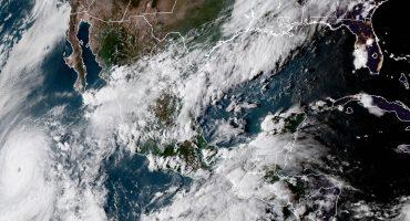 ¡Atentos! El huracán Rosa se intensificó a categoría 3 en solo 6 horas