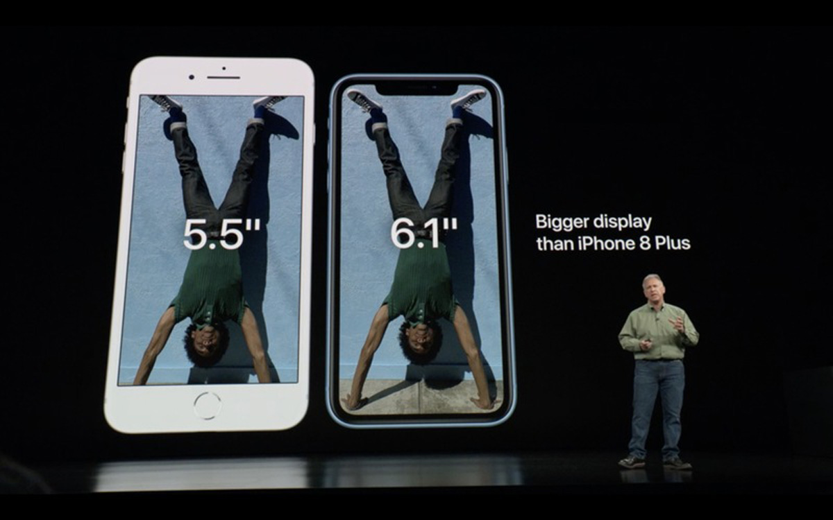 Nuevo iPhone XR