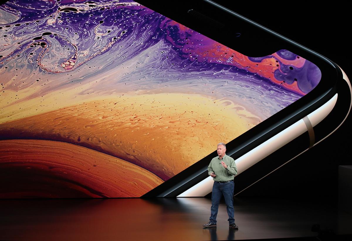 Nuevo iPhone Xs Max procesador más potente