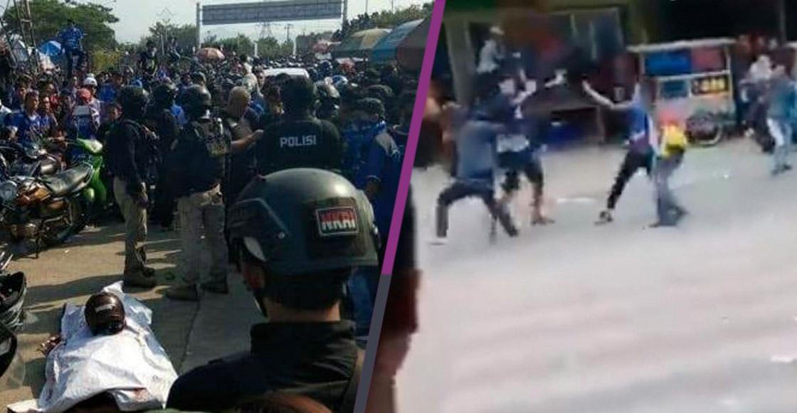 ¿Viste, Liga MX? Indonesia suspende indefinidamente Liga de Futbol por fan muerto