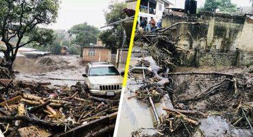 Declaratoria de emergencia para Peribán, Michoacán, por inundaciones