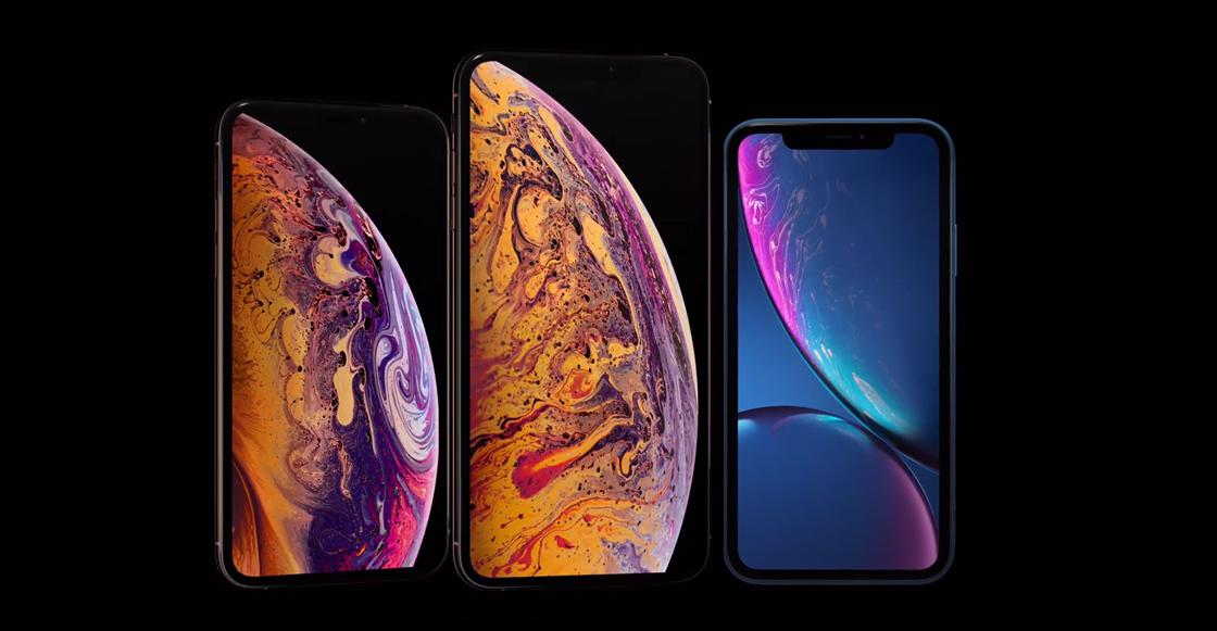 Nuevos iPhones presentados en 2018