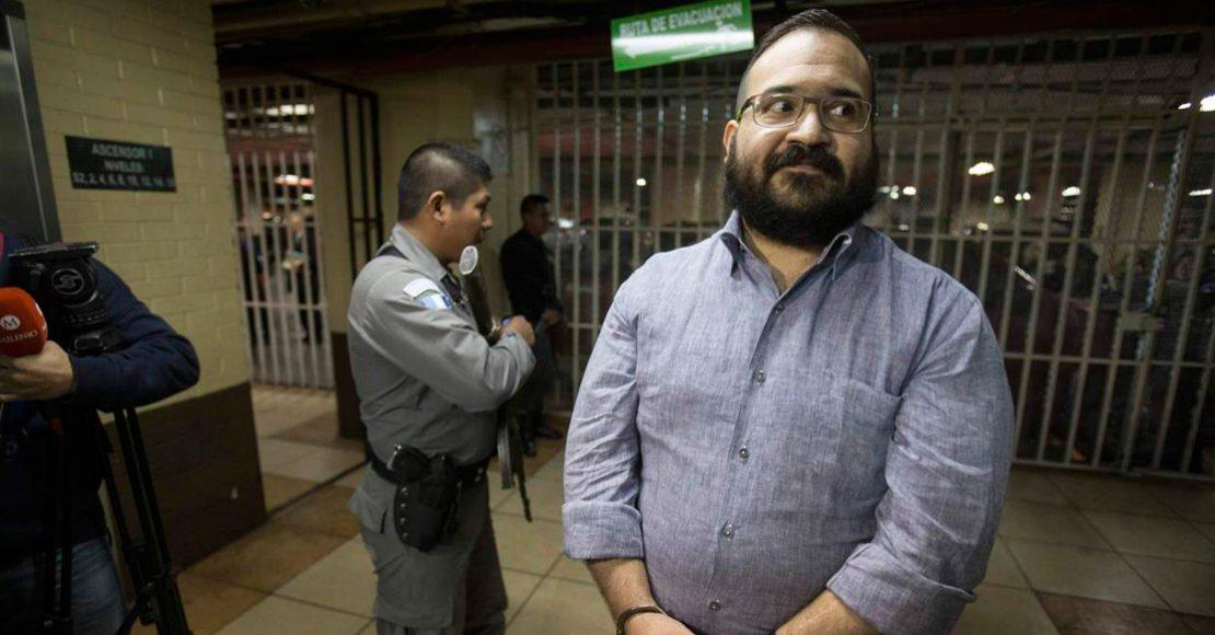 """9 años de prisión y unos """"poquitos pesos"""": la sentencia para Javier Duarte"""