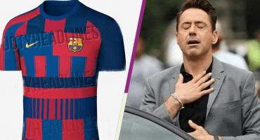 Barcelona asegura que la playera que circula en redes sociales es fake