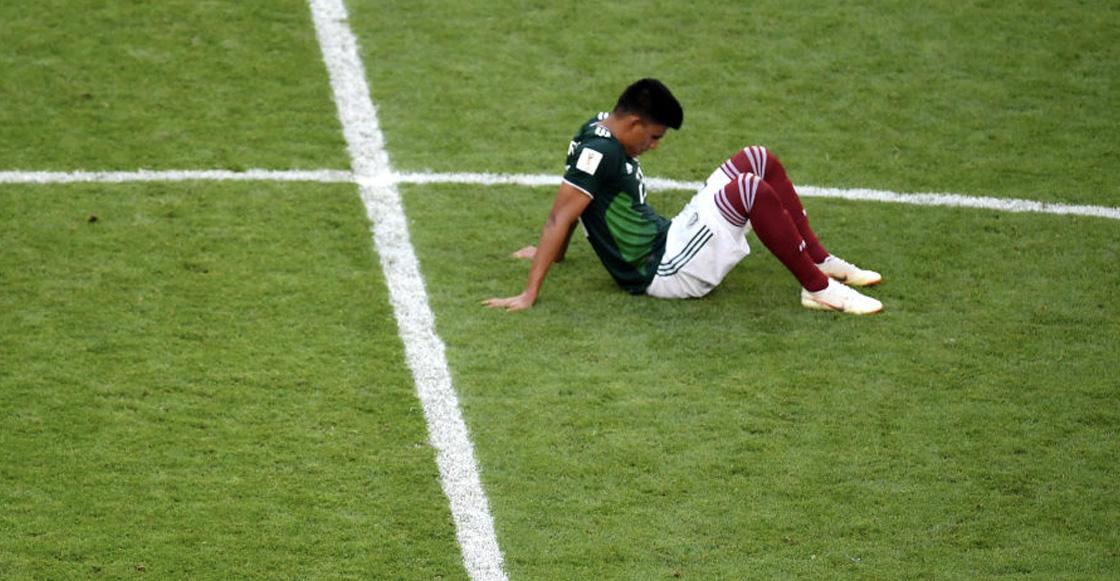 ¿Nueva baja? Jesús Gallardo dejó entrenamiento de la Selección Mexicana