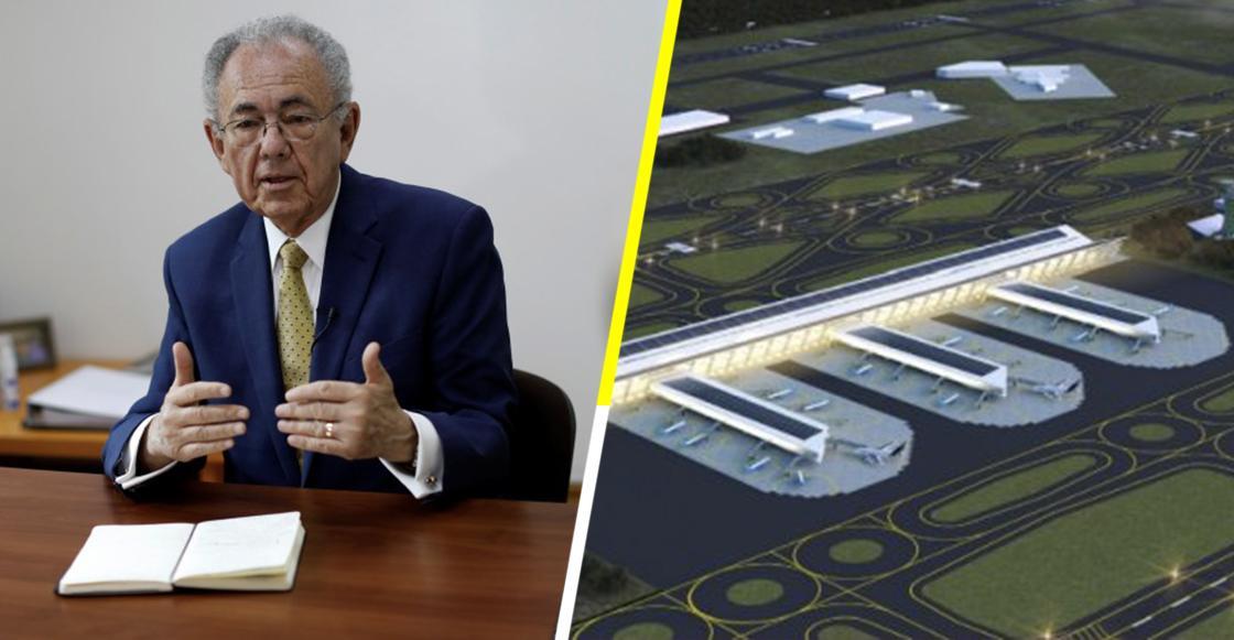 """""""El estudio del Colegio de Ingenieros Civiles está mal hecho"""": Jiménez Espriú"""