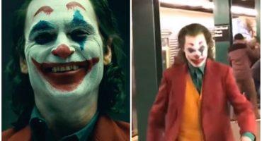 Mira más de Joaquin Phoenix como Joker en este nuevo video