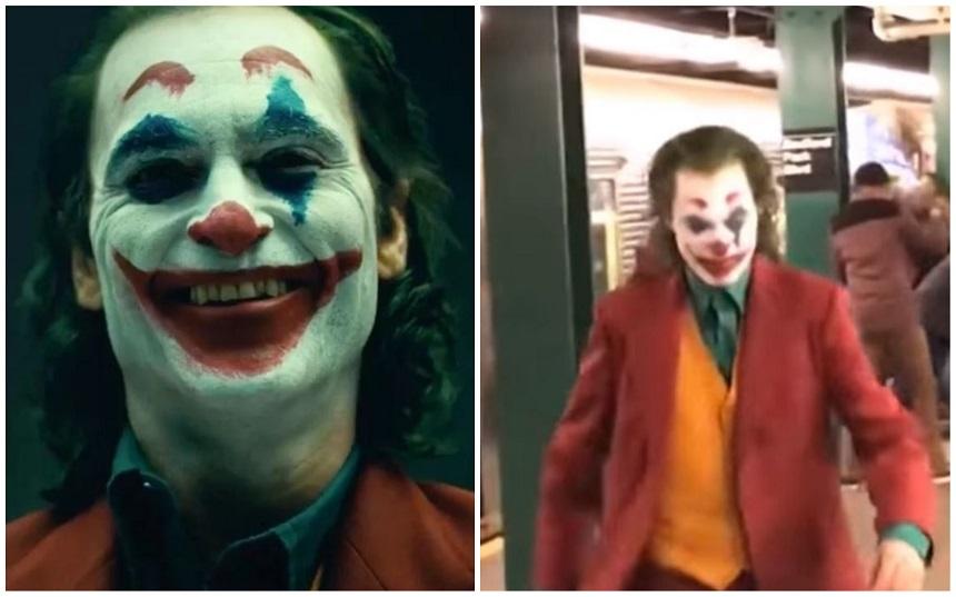 Joaquin Phoenix - Video filtrado del rodaje de Joker