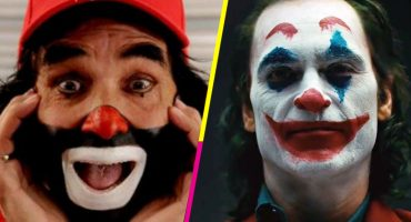 Acá las reacciones de las primeras imágenes de Joaquin Phoenix como 'The Joker' 😂