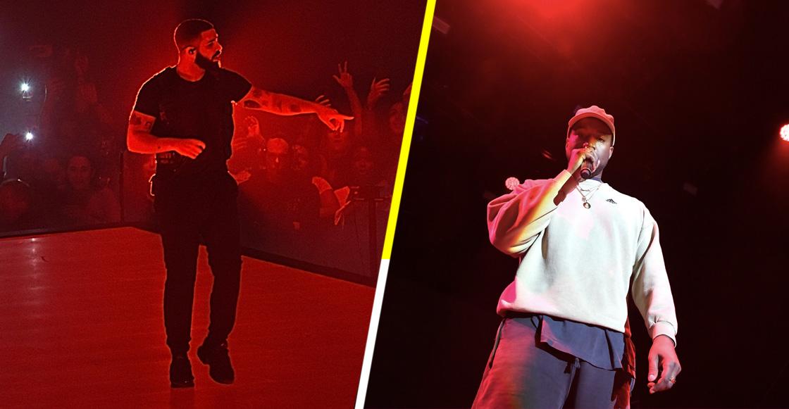 Pleito de raperos: ¿Por qué Kanye West le pide perdón a Drake?