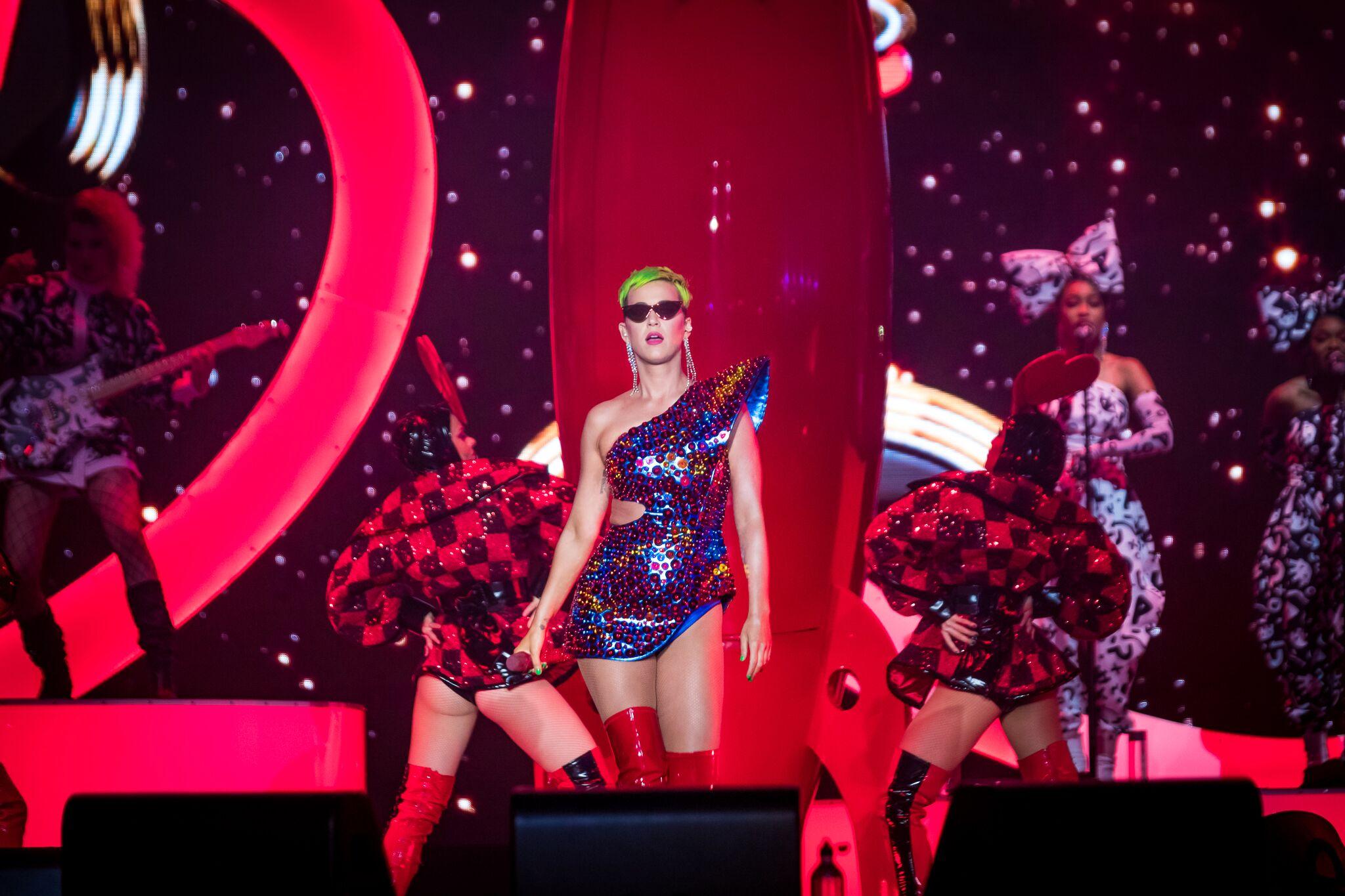 Katy Perry en Kaboo