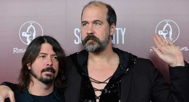 Krist Novoselic y Dave Grohl tocaron
