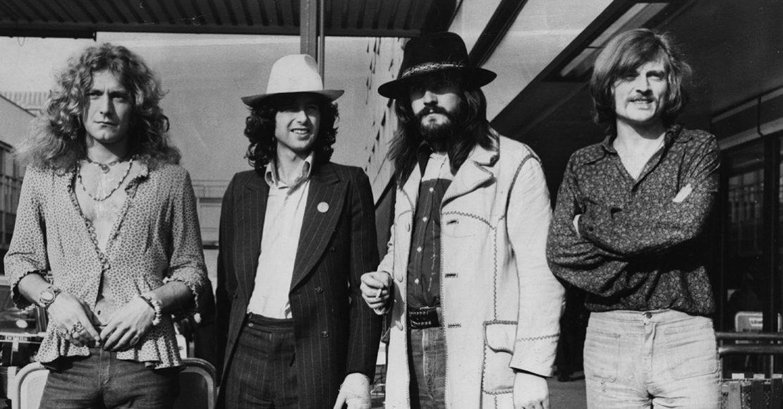 Led Zeppelin celebra su 50 aniversario con un disco de ¿entrevistas?