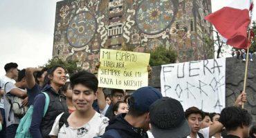 Por falta de pruebas liberan a detenidos que participaron en ataque de la UNAM