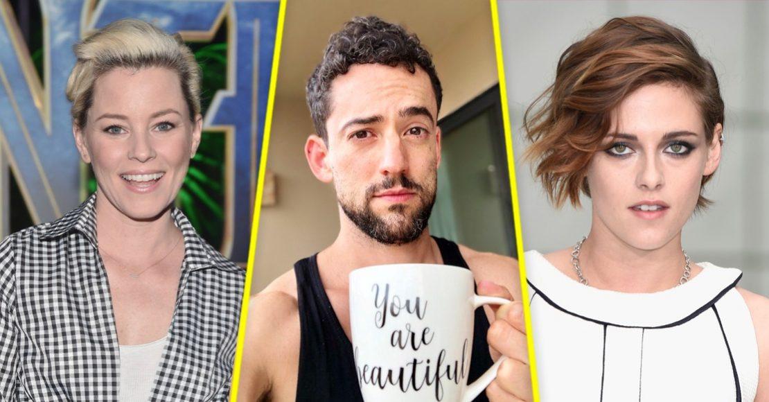 ¡Qué orgullo! Luis Gerardo Méndez se une Kristen Stewart para 'Los Ángeles de Charlie'