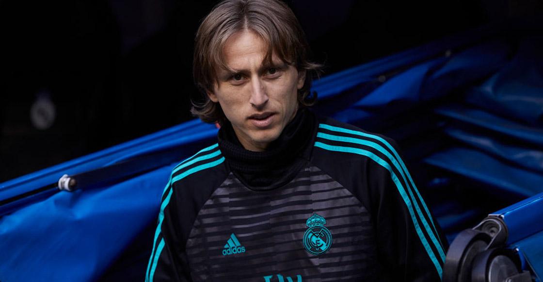 Luka Modric aceptaría ir a prisión