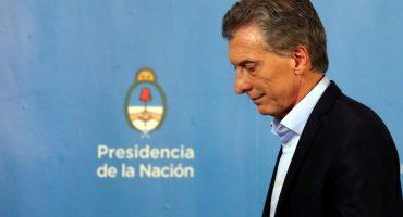 Argentina: peso con devaluación del 99%, gobierno de Macri desaparece ministerios