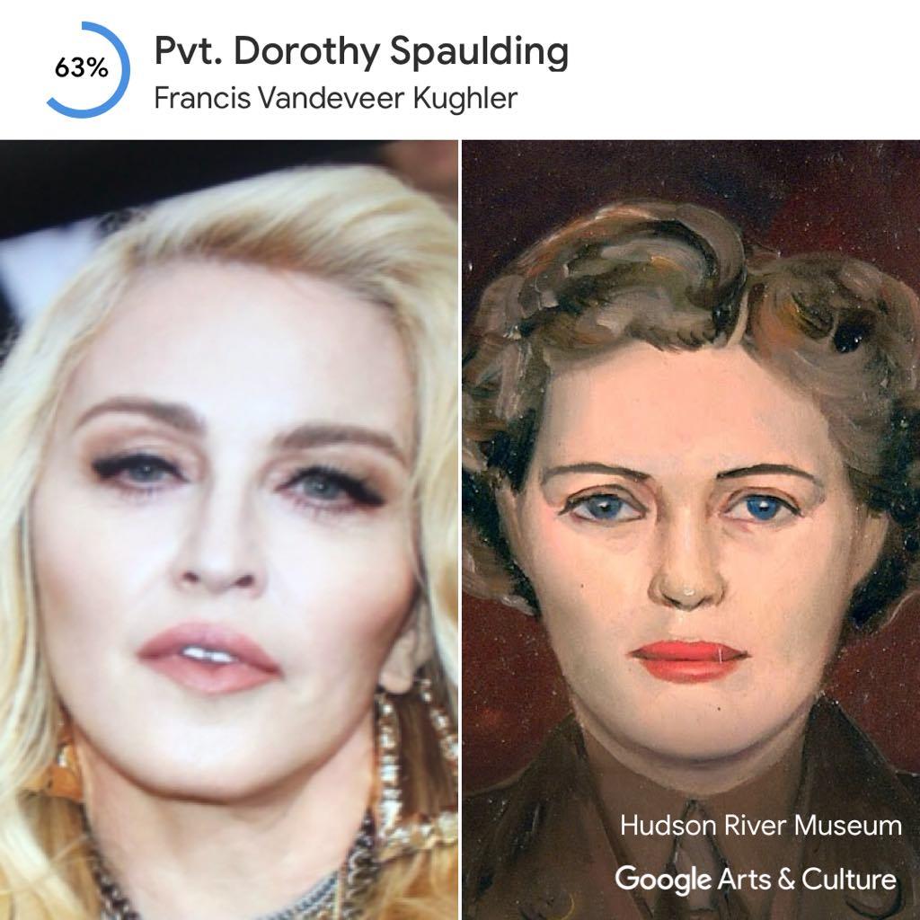 ¿A quién se parecen estos músicos si usamos Google Arts & Culture?