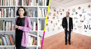 Ellos son dos diseñadores mexicanos que participarán en el AGI Open