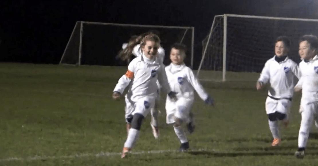 ¿Quién es Mahia Macias? La niña goleadora del Futbol Uruguayo