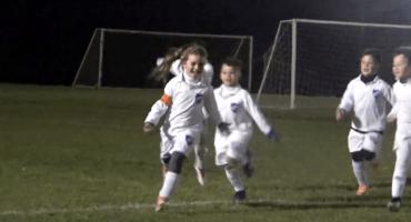 ¿Quién es Mahia Macias? La niña goleadora en un equipo de niños