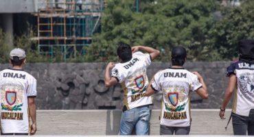 Detienen a otro responsable de agresiones en la UNAM, estaba en Nuevo León