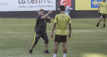 En Argentina comparan el trabajo de Maradona en Dorados con el de Bilardo
