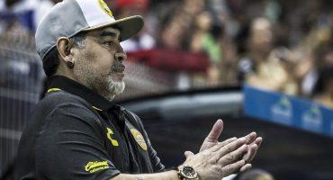 Maradona explotó contra el arbitraje e impondrá queja ante la FIFA