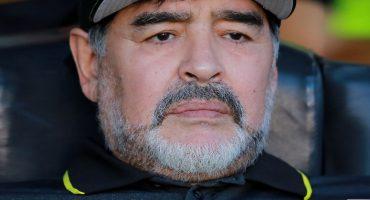 Maradona piensa que la Selección Mexicana no tiene DT porque 'está en el pozo'