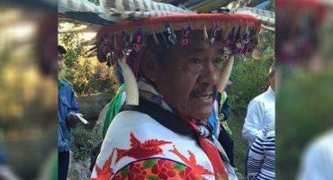 Asesinan al Marakame Margarito Díaz González, defensor de la cultura wixárika