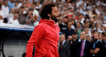 ¿Quién será el sustituto de Marcelo en el derbi contra el Atlético de Madrid?