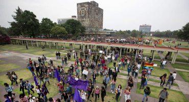 Se alista marcha de estudiantes de la UNAM y terminará en Rectoría
