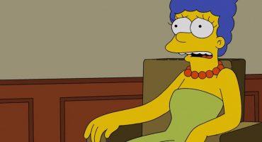 Este es el pequeño GRAN error del embarazo de Marge Simpson que nadie notó