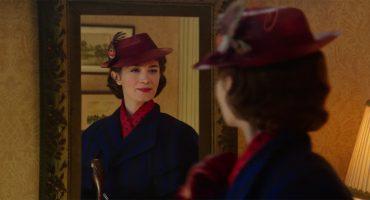 ¡Magia pura! Checa el primer tráiler de 'Mary Poppins Returns' de Disney