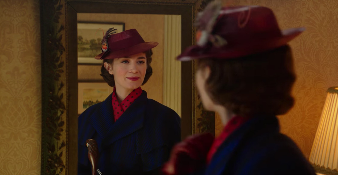 ¡Magia pura! Checa el primer tráiler de 'Mary Poppins Returns' de Disney