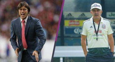Matías Almeyda llegaría a Tigres si 'Tuca' se queda con la Selección Mexicana