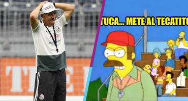 El Tri fue goleado por Uruguay y por la Selección de los memes