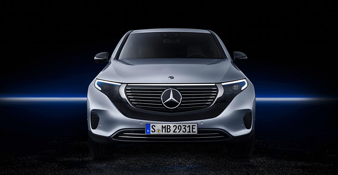 ¡Cuídate, Tesla! Ya llegó el primer coche eléctrico de Mercedes-Benz