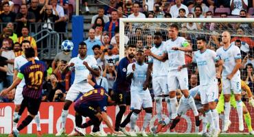 ¡InMESSIonante! Lio lleva 14 Champions League marcando gol