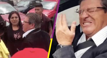 El reclamo de Miguel Herrera a empleados del América tras chocar su carro