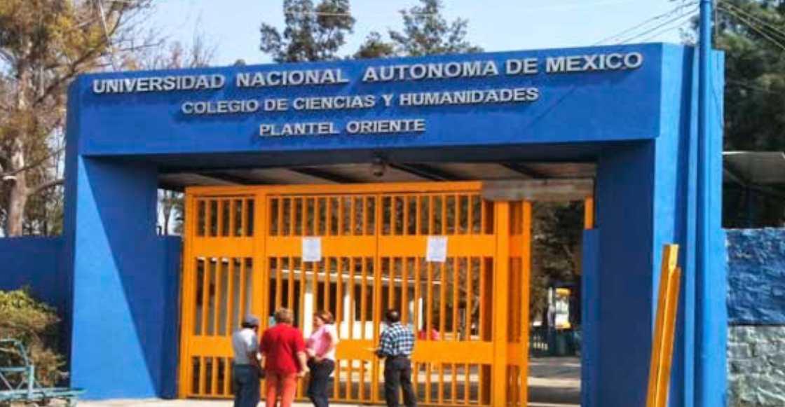 Secuestran y asesinan a estudiante de CCH Oriente de la UNAM