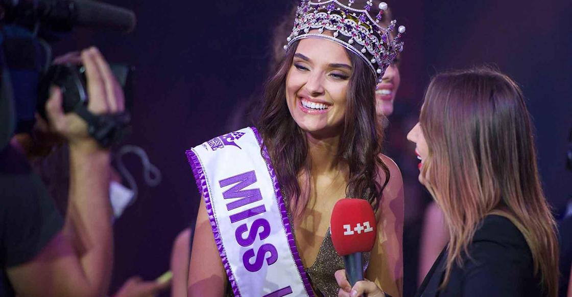 ¿Indignante? Miss Ucrania pierde título por ocultar que estaba casada y tenía un hijo