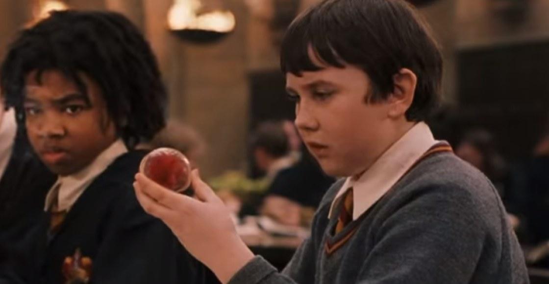 "Alguien pudo haber descubierto lo que Neville Longbotton olvidó en ""Harry Potter"""