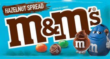 ¡Tiembla, Nutella! Llegó la crema de avellanas untable de M&M's