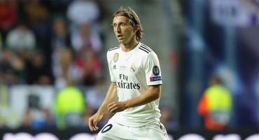 Hacienda cobra 1.2 millones a Modric, pese a que no jugaba en España en 2012
